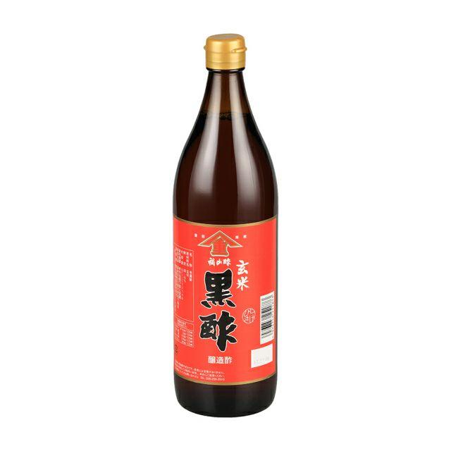 福山酢 玄米黒酢 900ml