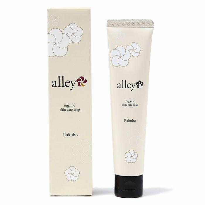 洗顔石鹸 アレイ (alley) 40g