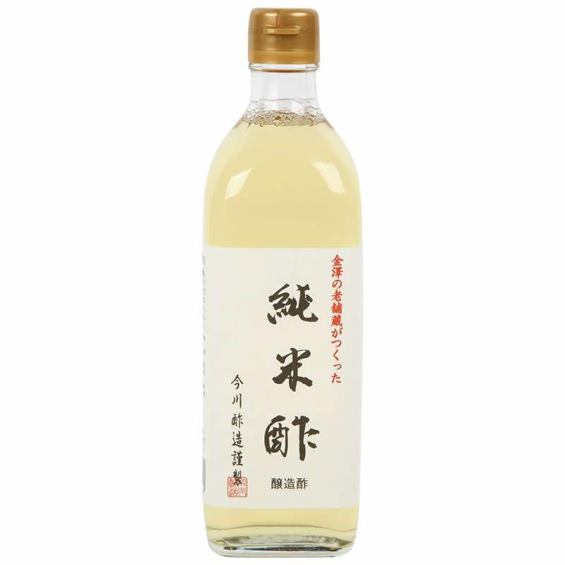 今川酢造 純米酢 500ml
