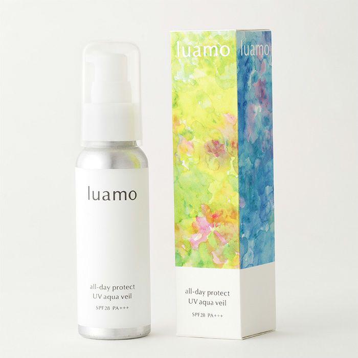 luamo(ルアモ) オールデイ プロテクト UV アクアヴェール